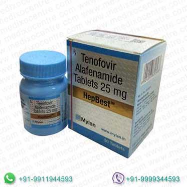 Hepbest 25 mg