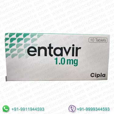Entavir 1mg Tablets