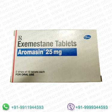 Aromasin 25 mg