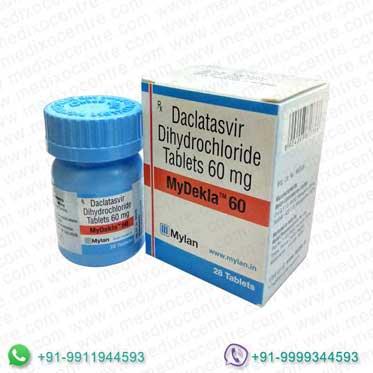 Mydekla 60 mg tablets