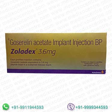 Goserelin Acetate Zoladex