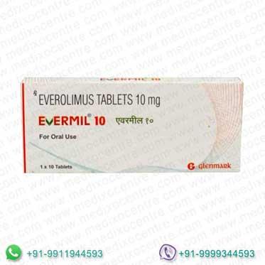 Everolimus Evermil Tablets
