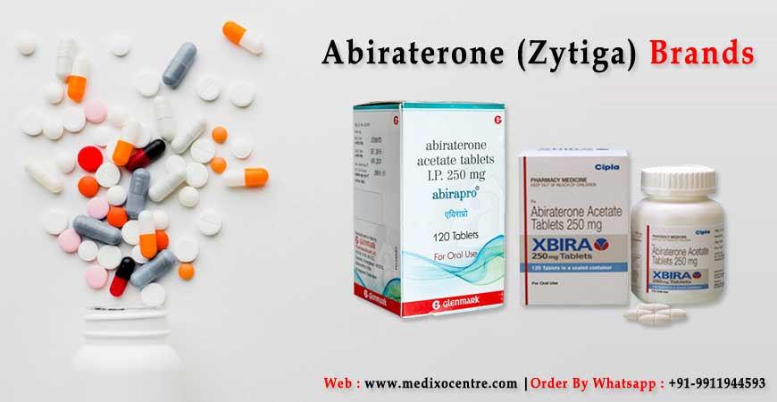 Zytiga Abiraterone Cost in Mexico