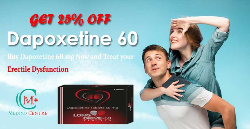 Buy Dapoxetine Priligy Online